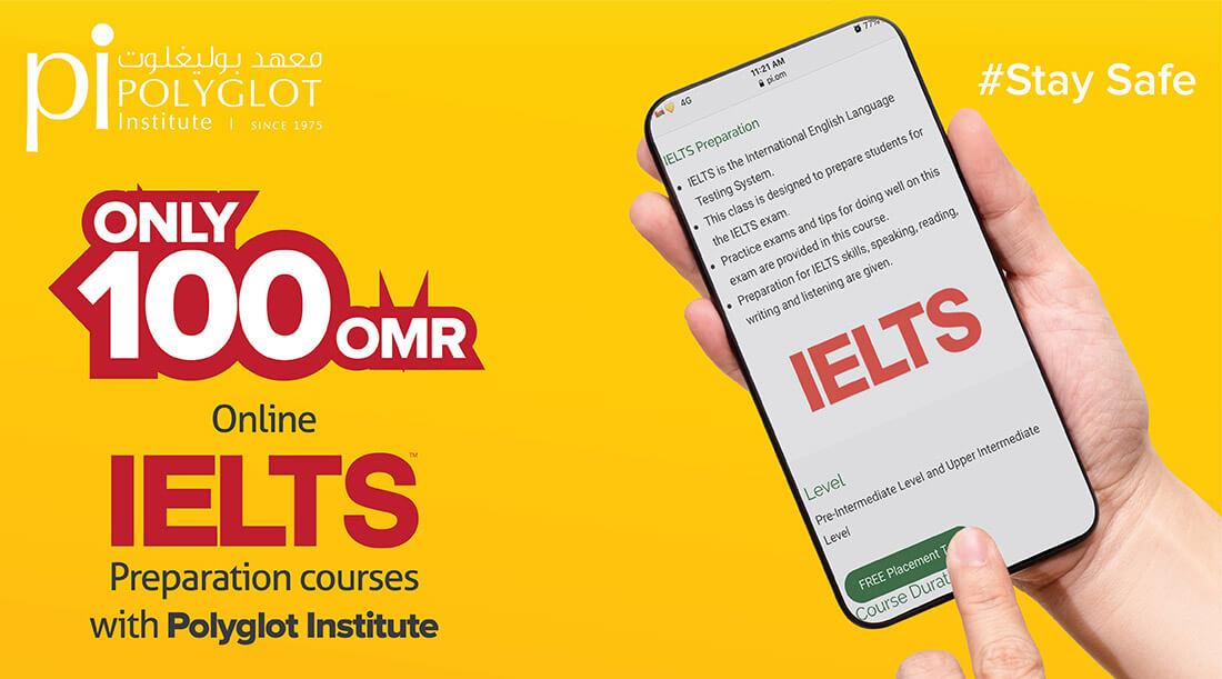 IELTS Online Oman
